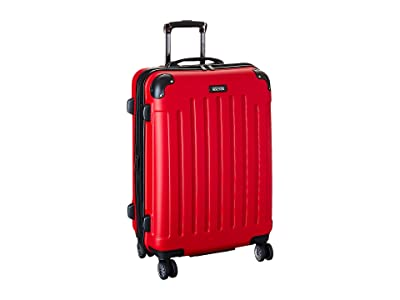 Kenneth Cole Reaction Renegade 24 Expandable 8-Wheeled Upright Pullman (Red) Pullman Luggage