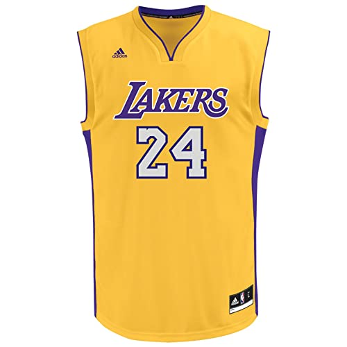 info for 6c2d0 ed86e Kobe Bryant 8 Jersey Gold: Amazon.com