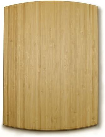 "Architec The Gripper Bamboo Cutting Board 5"" x 7"" Natural"