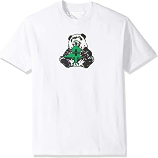 LRG Men's Lifted Research Collection Graphic Panda T-Shirt