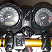 Gasgriffhilfe Simson Schalthebel Schwarz Suzuki Sv 650 Fußrasten Motorrad Bremshebel Windschild Ganganzeige ölfilter Anzeigen Halter Speed Gear Universal Anzeige Haltewinkel Baumarkt