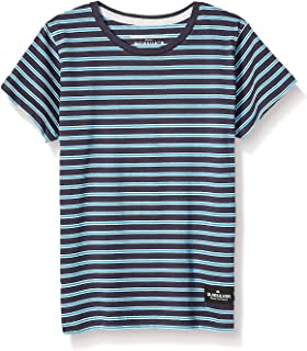 Quiksilver Boys EQKKT03165 Broken Hills Short Sleeve Boy Knit Top Short Sleeve Shirt