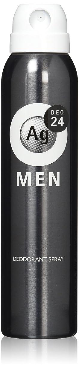 毒液きれいにどのくらいの頻度でエージーデオ24 メンズ デオドラントスプレー 無香性 100g (医薬部外品)