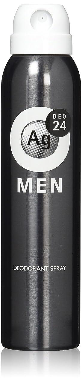スカルクメンバーアナウンサーエージーデオ24 メンズ デオドラントスプレー 無香性 100g (医薬部外品)
