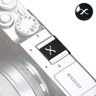 VKO Osłona ochronna na gorące buty do aparatu kompatybilna z Fujifilm XPro3 XPro2 XT4 XT3 XT2 XT1 X-T30 X-T20 X-T10 XE3 XE...