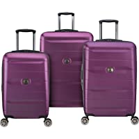 DELSEY Paris Comete 2.0 Expandable Spinner (Purple)