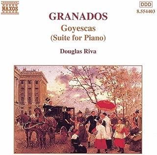Granados: Piano Music, Vol. 2 - Goyescas