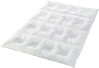 Climabalance #1 Hypoallergenic Lightweight All Year Down Alternative Comforter Twin Patented Design | Increases Deep Sleep Phases by 50% | Sensofill Virgin Polyester | Twin 64