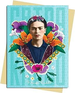 Frida Kahlo Blue Greeting Card: Pack of 6 (Greeting Cards)