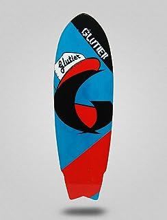 Glutier Monopatin Skate Skateboard Surfskate Deck ...