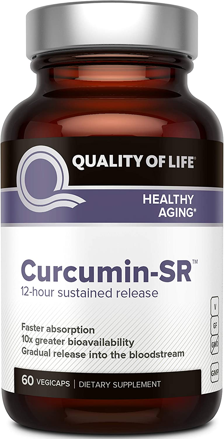 Quality of Max 65% OFF Life - Healthy Max 60% OFF Inflammation Curcumi Support Aging