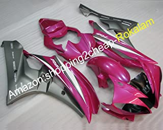 YZF600-R6 06 07 Full Set Fairing For Yamaha R6 YZF-R6 2006 2007 Race Motorcycle ABS Plastic Fairings (Injection molding)
