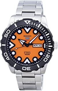 Seiko Sport Watch For Men Analog Stainless Steel - SRPA05J