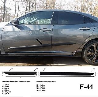 Adatto per Honda Civic DX Ex LX 2006-2011 54102-Sna-A01 Leva Manuale Pallamano Leva del Cambio Manuale 5 6 velocit/à LUVCARPB Pomello del Cambio per Auto