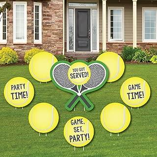Best tennis yard signs Reviews