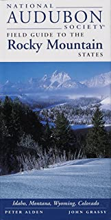 National Audubon Society Field Guide to the Rocky Mountain States: Idaho, Montana, Wyoming, Colorado