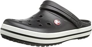 Crocs Men's and Women's Crocband Clog  | Comfort Slip On...