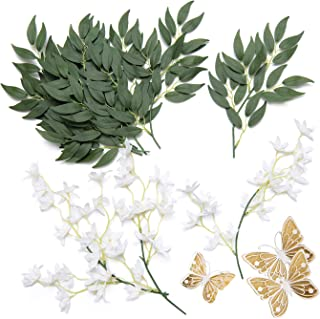 Best white flower paper Reviews