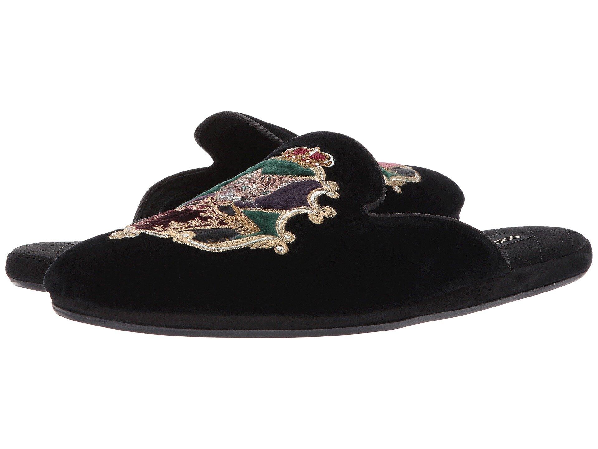 Calzado Sin Talon para Hombre Dolce and Gabbana Coat of Arms Slide  + Dolce & Gabbana en VeoyCompro.net