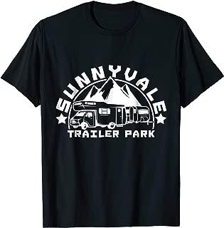 Sunnyvale Trailer Park Decent T-Shirt Funny Bubbles Tee's