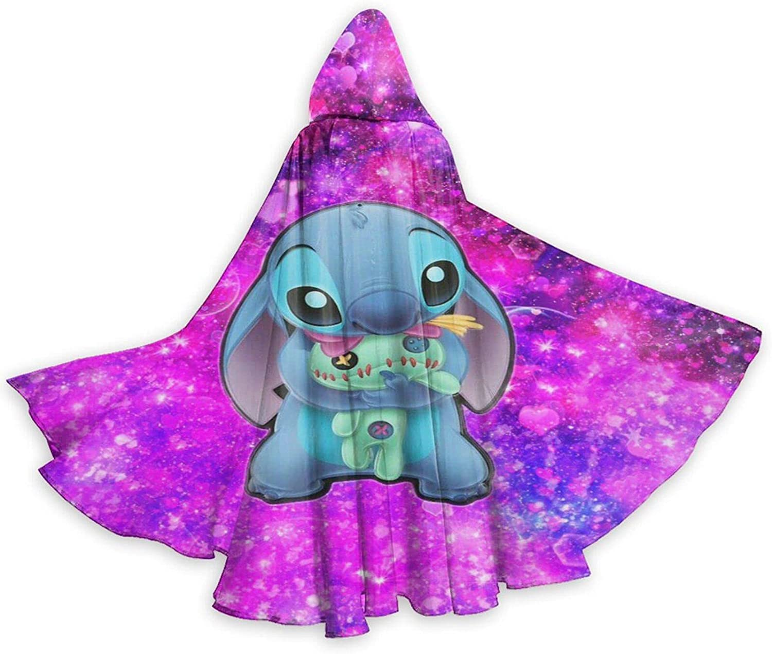National uniform free shipping Unisex S-titch Hooded Halloween Wizard Costum Max 53% OFF Cosplay Robe Cloak