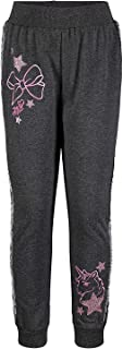 Girls' French Terry Bow Joggers