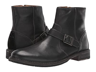 Clarks Clarkdale Spare (Black Leather) Men