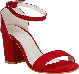 SHOFIEE Womens Party WEAR & Casual WEAR Block Heels
