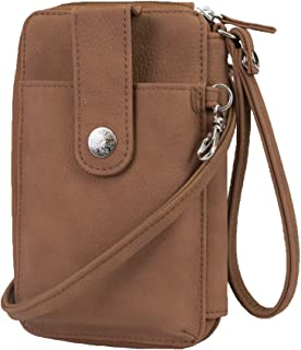 b7136528792 Amazon.com: Browns - Wallets / Wallets, Card Cases & Money ...