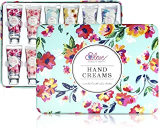 Hand Cream Gift Set - Pack of 12 Hand Lotion Enriched with Shea Butter and Glycerin to Nourish and Deeply Moisturize Rough...