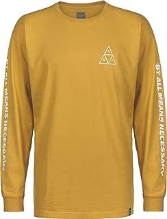 Huf Essentials Triple Triangle Long Sleeve Long Sleeve T-Shirt
