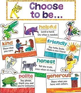 World of Eric Carle™ Positive Character Traits Mini Bulletin Board Set