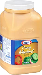 Kraft Honey Mustard Dressing (1 gal Jugs, Pack of 4)