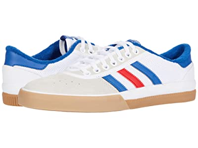 adidas Skateboarding Lucas Premiere (Footwear White/Collegiate Royal/Crystal White) Skate Shoes