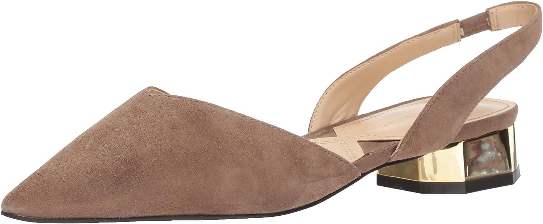 Adrienne Vittadini Womens Franny Loafer Flat