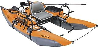 لوازم جانبی کلاسیک قایق پیونون بادی بادی چرخ Colorado XT با چرخ حمل و نقل موتور