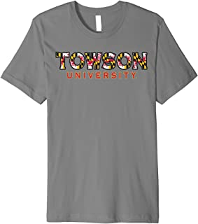 Best Towson University Tigers NCAA T-Shirt X3tw Review