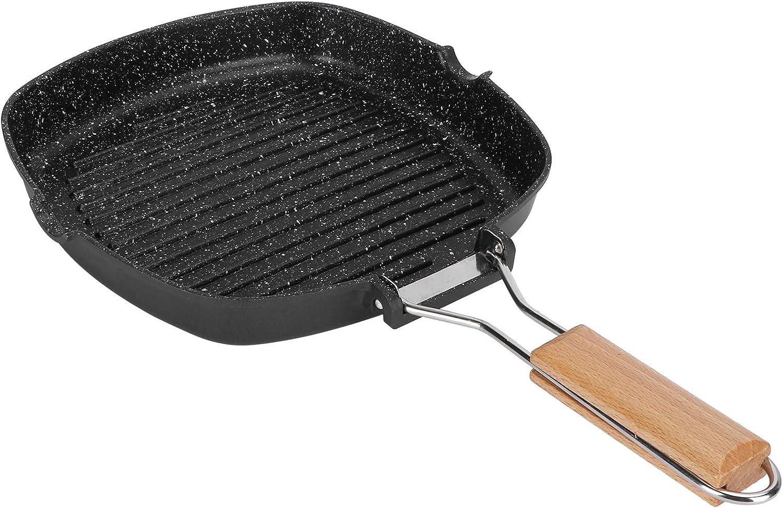 Spasm price SALALIS Non‑Stick Pan Steak Frying Stone Latest item with F Maifan