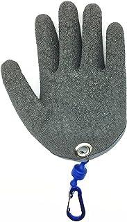 TOPIND Visserijhandschoenen Jacht Handschoen Waterdichte Anti-cut Handschoen PE Draad Geweven Latex Visvanghandschoenen me...