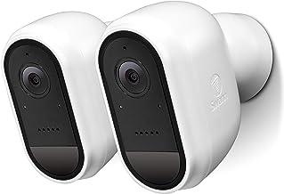 Swann SWIFI-CAMWPK2-GL Wireless 1080p Security Camera 2-Pieces
