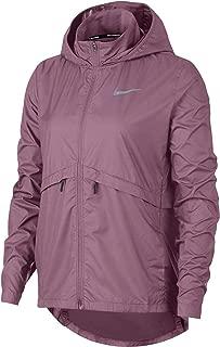 Nike Women's Essential Hd Jacket, Silver (Plum Dust/reflective Silv), X-Large (NK933466-515)