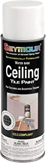 Seymour 20-052 Ceiling Tile Paint, Old White