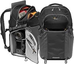 Lowepro Photo Active BP 300 AW Backpack, Black/Dark Gray