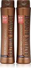 BRAZILIAN BLOWOUT Shampoo and Conditioner Duo Set