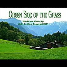 green side of the grass