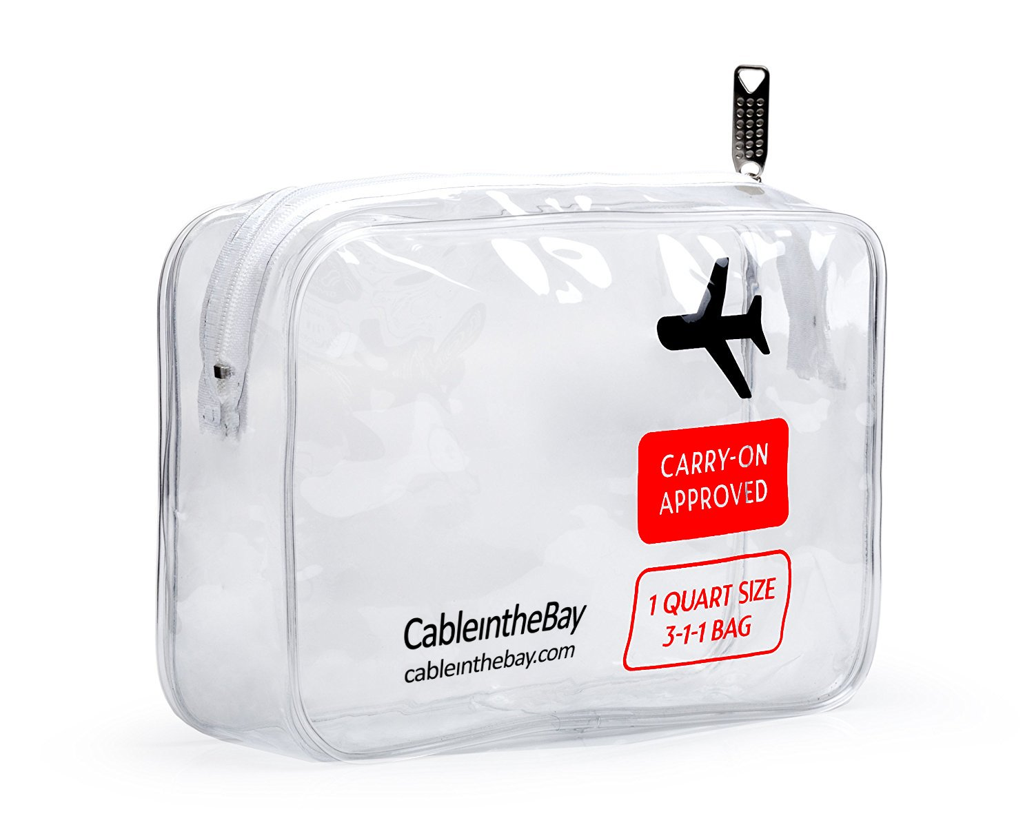 Approved Toiletry Airport Compliant Backpack