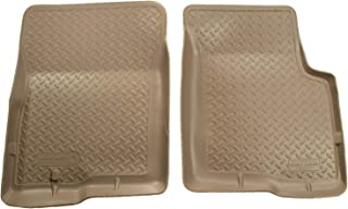 Husky Liners Fits 1996-02 Toyota 4Runner Classic Style Front Floor Mats,Tan,35703