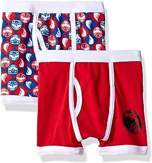 Boys' Power Red Ranger Underwear 2 Pack