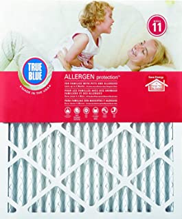 True Blue Allergen 12x30x1 Air Filter , MERV 11, 4-Pack