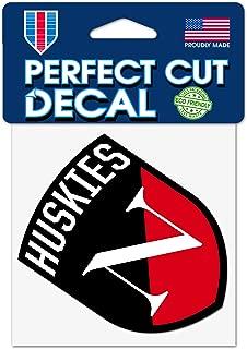 WinCraft Northeastern Huskies 4x4 Perfect Cut Decal